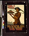 Hand it to 'em-The Salvation Army gets it to the boys in the trenches, over there - J. Allen St. John. LCCN94513700.jpg