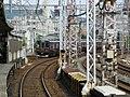 Hankyu Kasuganomichi Station platform - panoramio (6).jpg