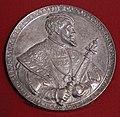Hans reinhardt il vecchio, medaglia di carlo V, 1537.jpg