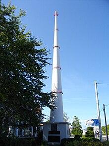 憶・原町無線塔(2010年9月撮影) 憶・原町無線塔(おく・はらまちむ... 憶・原町無線塔