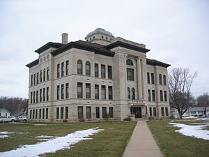 Harrison County, Iowa - Image: Harrison County IA Courthouse