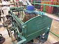 Hat museum Shaping and Blocking Machinery machinery 6498.JPG