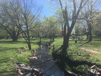 Hatboro, Pennsylvania - Hatboro Memorial Park