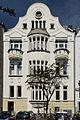 Haus Benrodestrasse 78 in Duesseldorf-Benrath, von Sueden.jpg