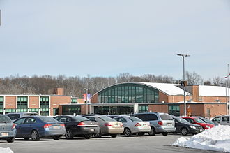 Haverhill High School - Image: Haverhill High School 1
