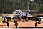 Hawker Hunter - RIAT 2011 (16535785861).jpg