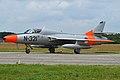 Hawker Hunter T7 N-321 (G-BWGL) (9168717517).jpg
