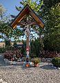 Heilbad Heiligenstadt Flinsberg Kruzifix am Ortsausgang Richtung Heuthen 2.jpg