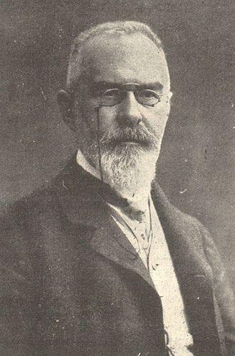 Heinrich Lammasch - Lammasch about 1910