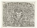 Hel met Satan en bestraffing van zondaars door demonen Questo el inferno del chapo santo di Pisa (titel op object), RP-P-1951-823.jpg