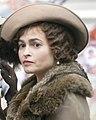 Helena Bonham Carter filming (cropped).jpg