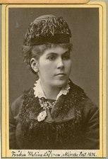 Helene Löfgren, porträtt - SMV - H6 024.tif