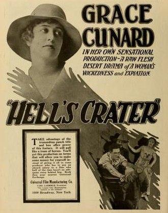 Grace Cunard - Hell's Crater (1918)