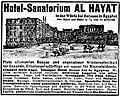 Helouan, Werbeanzeige 1905 in einer Ber. Tageszeitung.jpg
