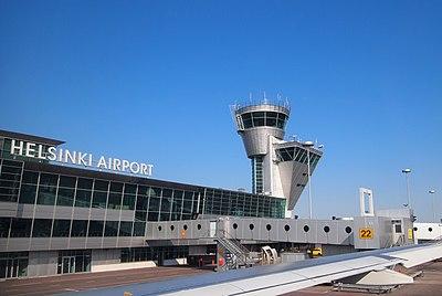 Helsingfors flygplats