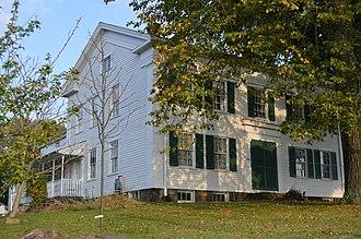Girard, Ohio - Henry Barnhisel House