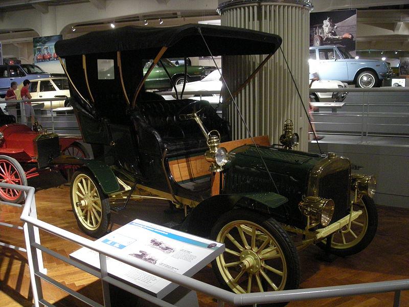 Description Henry Ford Museum August 2012 91 (1905 Ford Model B)