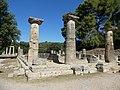Hera´s temple in Olimpia.jpg