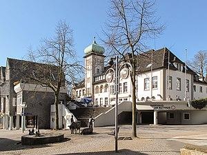 Herdecke - Image: Herdecke, stadhuis foto 4 2012 03 26 11.11