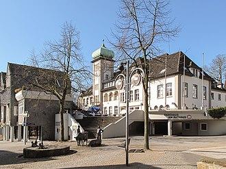 Herdecke - Herdecke, town hall