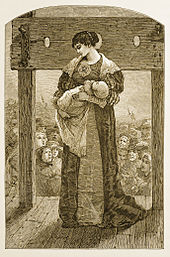 the crime and suffering of hester prynne What is the crime that hester prynne has committed 4  church was that of  penance, trying to make up for sin by suffering through certain punishments.