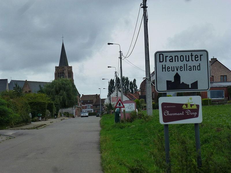 Heuvelland Province de Flandre-Occidentale.- Belgique