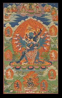 Сексуальные божества буддизм