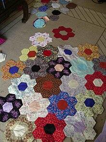 Клаптеве шиття — Вікіпедія