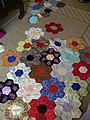 Hexagon quilt in progress.jpg