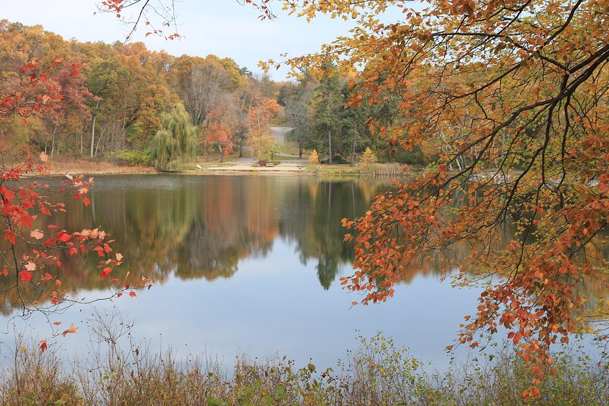 Hidden Lake Gardens Wikipedia