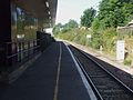 Highbury & Islington stn special platform 7 look west.JPG