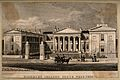 Highbury College, London. Etching by T. Dale, 1827, after T. Wellcome V0014794.jpg