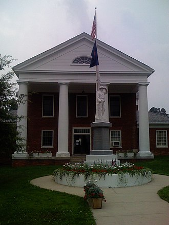 Highland County, Virginia - Image: Highland County Courthouse