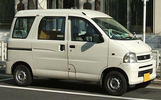 Microvan - Daihatsu Hijet Cargo ninth generation