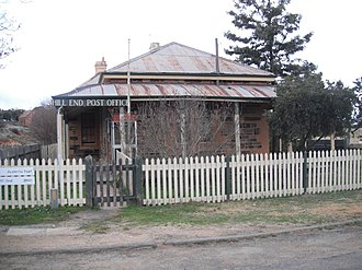 Hill End Historic Site - Image: Hill End (5827798691)