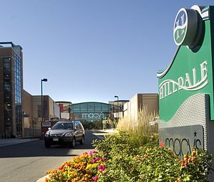 Hilldale Shopping Center - Image: Hilldale Mall.image