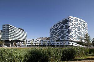 Mecanoo - Hilton Amsterdam Airport Schiphol