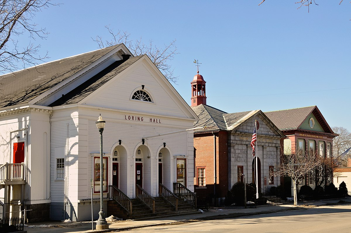 Lincoln Historic District Hingham Massachusetts Wikipedia