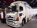 Hino Motors Profia Hybrid FW at Tokyo Motor Show 2015.jpg
