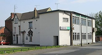 Holbeck Working Men's Club - The Holbeck WMC in 2010, prior to renaming and redecoration.