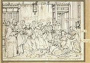 The Thomas More Family, by Hans Holbein the Younger