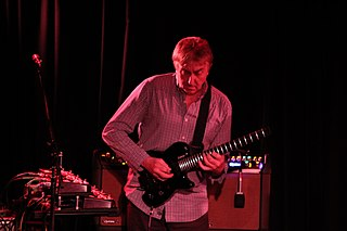 Allan Holdsworth English guitarist and composer
