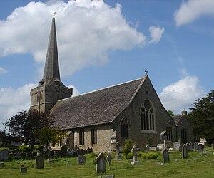Holy Trinity Church, Cuckfield - Image: Holy Trinity Church, Cuckfield (Io E Code 302923)