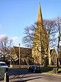 Holy Trinity Church, Prestolee - geograph.org.uk - 1753640.jpg
