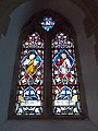 Holy Trinity Church Nuffield, Oxon, England - south stained glass window.jpg