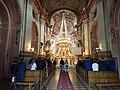 Holy Trinity church in Kobyłka - interior.jpg