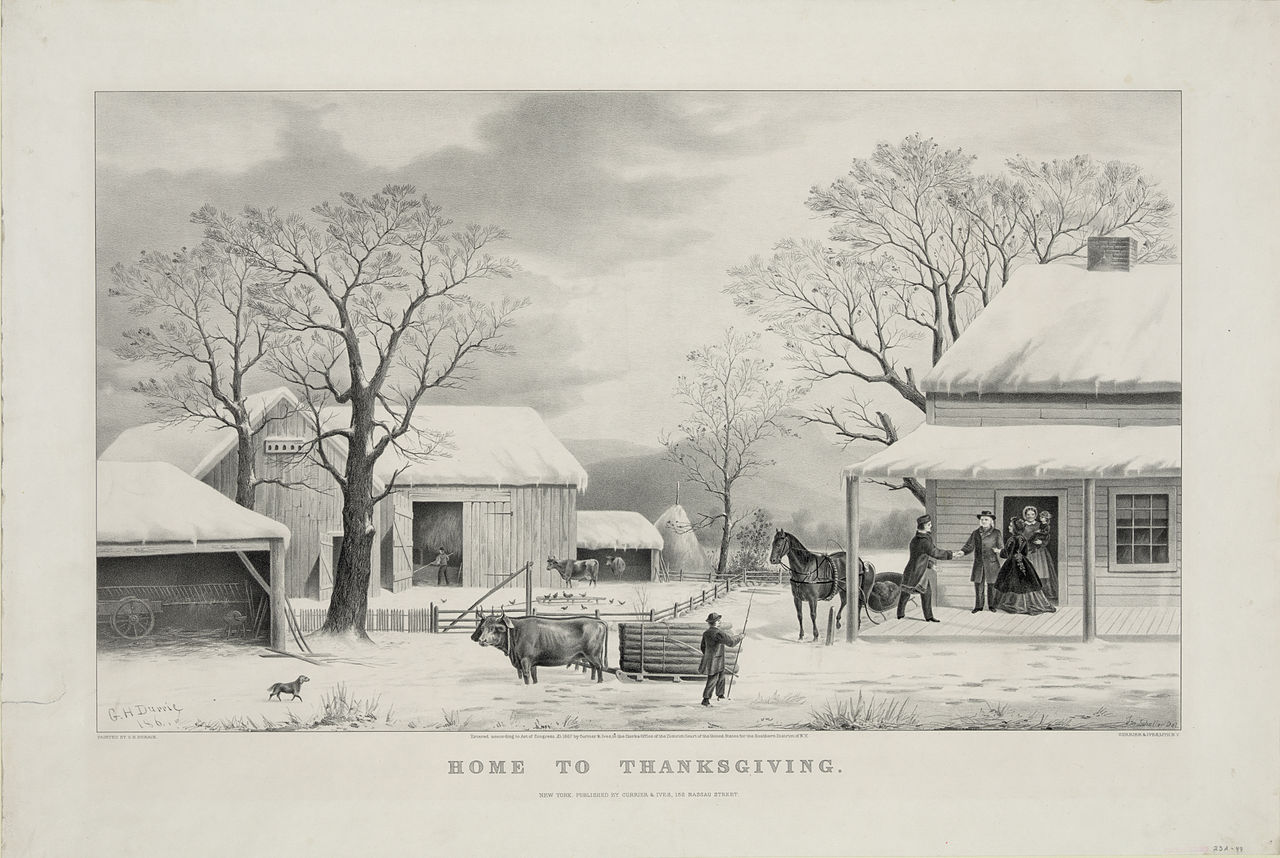 https://upload.wikimedia.org/wikipedia/commons/thumb/e/e5/Home_To_Thanksgiving%2C_Currier_and_Ives.jpg/1280px-Home_To_Thanksgiving%2C_Currier_and_Ives.jpg
