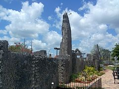 Homestead FL Coral Castle outside03.jpg
