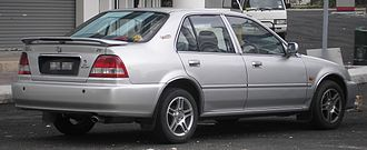 Honda City - Third generation Honda City, post-facelift, Type-Z (Malaysia/South East Asia)