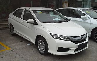 Guangqi Honda - Image: Honda City IV 01 China 2016 03 30